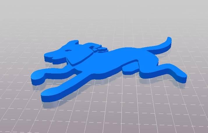 Negro Matapacos 3D