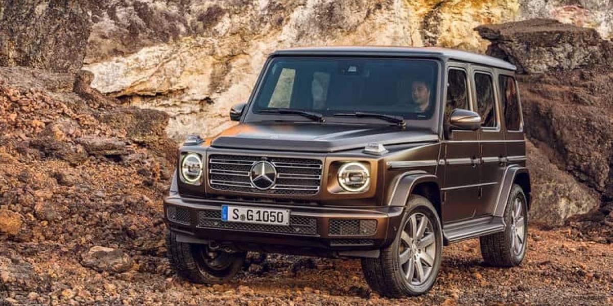 Habrá Clase G eléctrica pronto, confirma Mercedes-Benz
