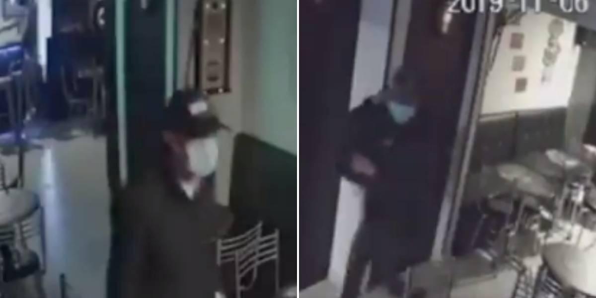 Robo masivo en bar dejó seis personas heridas en Bogotá