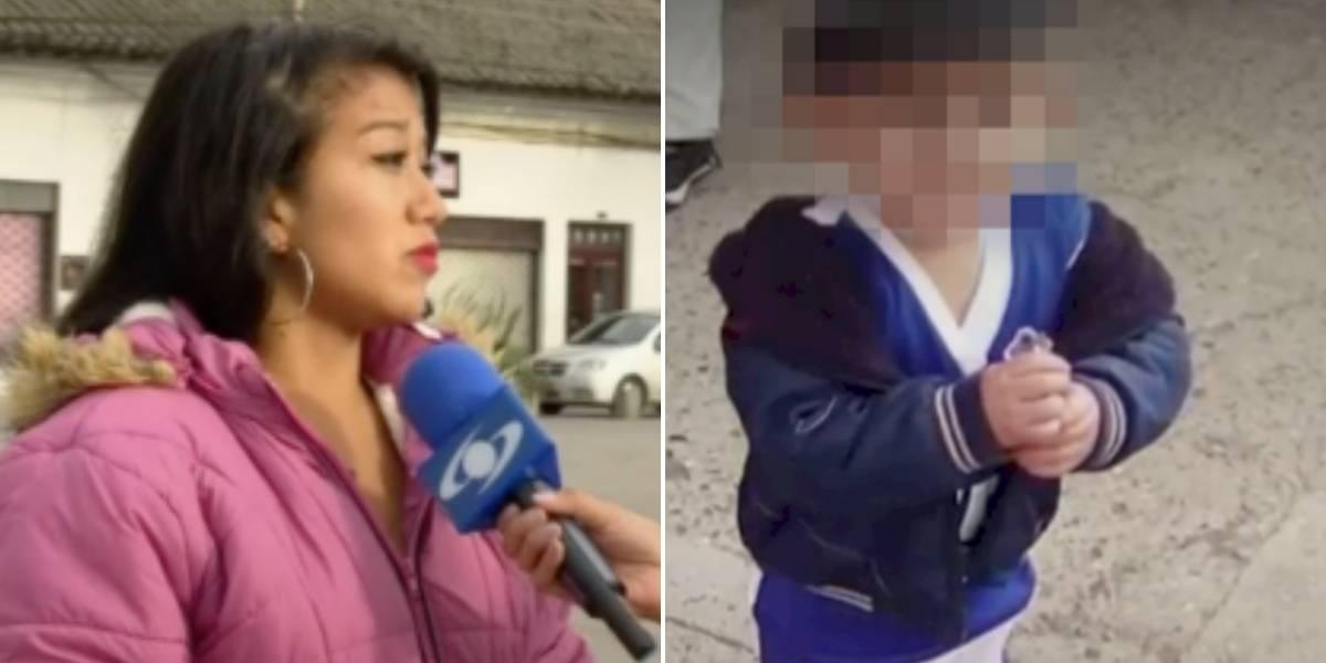 Habló la madre de pequeño de dos años que murió tras ser víctima de abusos y tortura