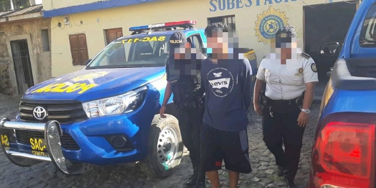 Capturan en Guatemala a salvadoreño acusado de terrorismo