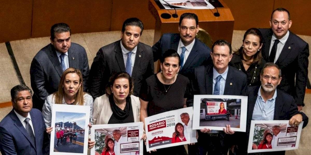 Descartan repetir elección para designar a titular de Derechos Humanos