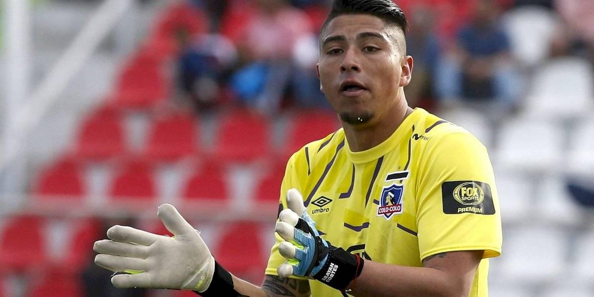 """Brayan Cortés y el regreso del fútbol chileno: """"Primero es nuestro pueblo, pero ojalá se pueda jugar"""""""
