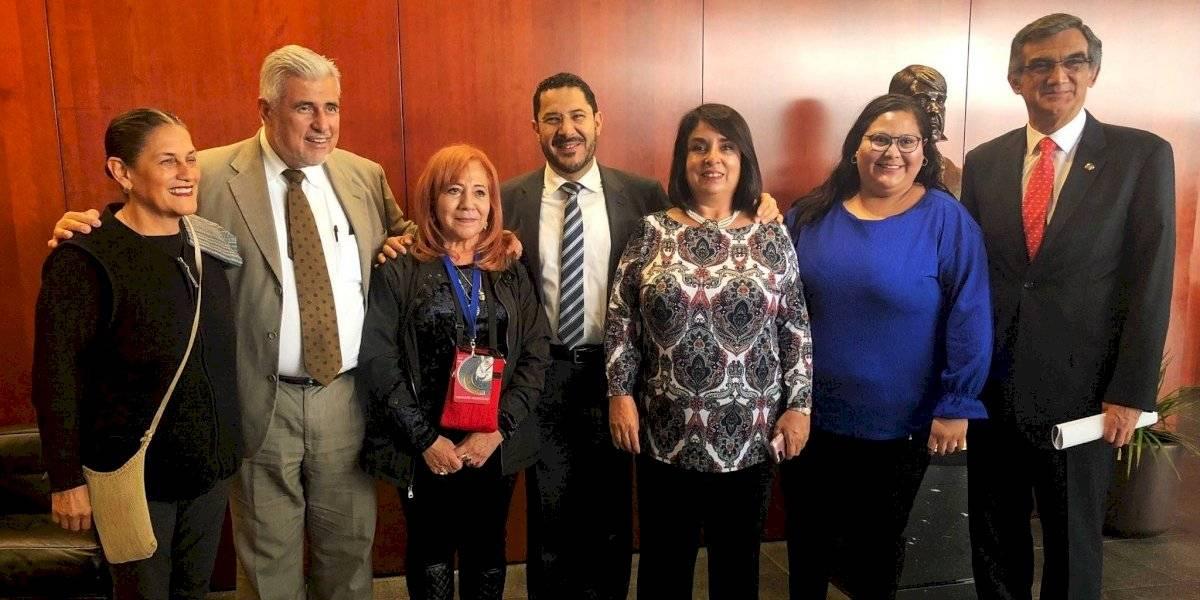 Con Rosario Piedra, CNDH dejará de ser un organismo alcahuete: AMLO
