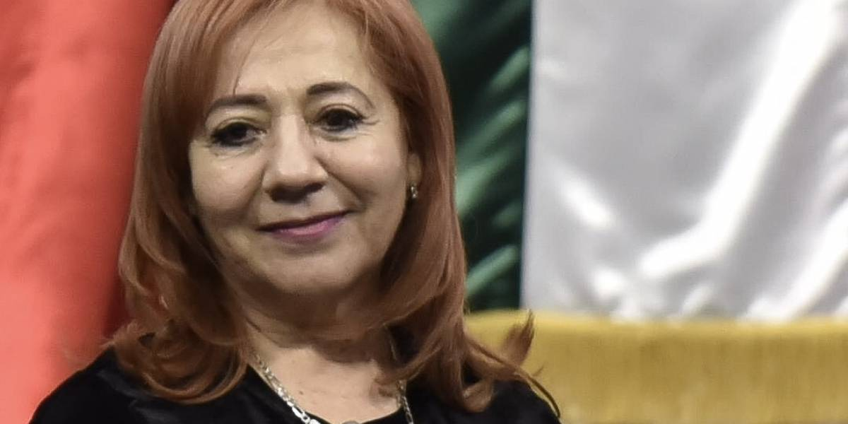 No mentí y tengo pruebas, responde Rosario Piedra a acusaciones del PAN