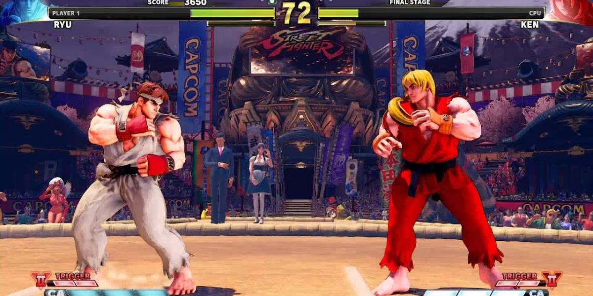 Capcom rechazó el crossover de Street Fighter y Mortal Kombat