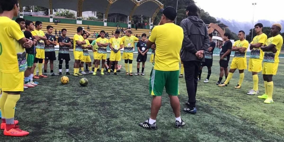 San Pedro FC, el equipo donde jóvenes han vencido las drogas