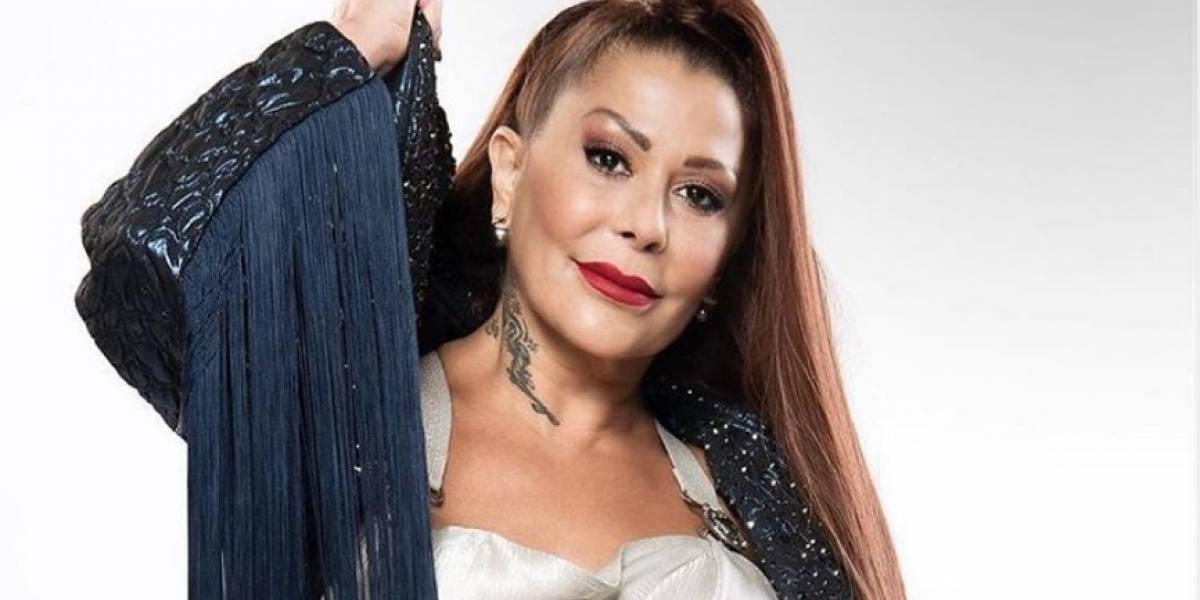 Alejandra Guzmán se hizo un drástico cambio de look