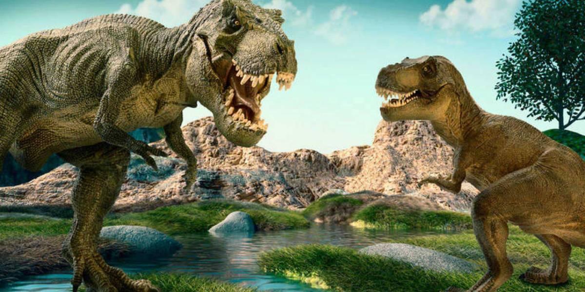NASA: Un video demuestra que los dinosaurios vivieron en el otro lado del a galaxia