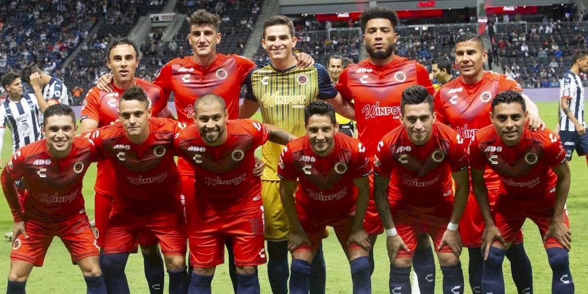 Liga MX investiga a Veracruz y podrían ser desafiliados