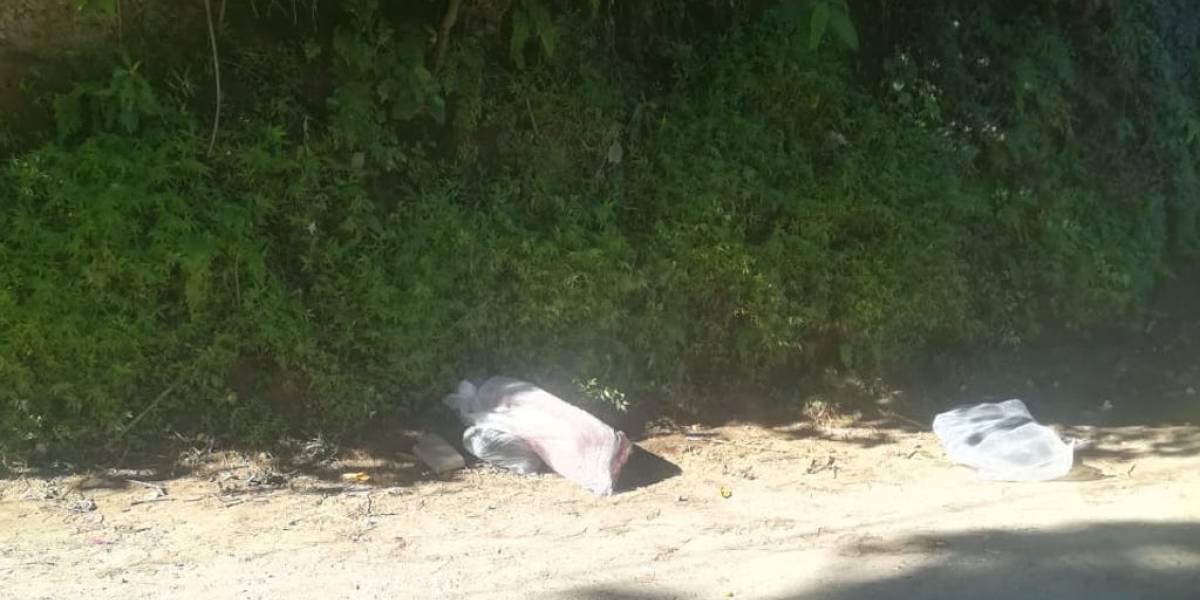 Violencia: Vecinos de Ciudad Satélite localizan restos humanos
