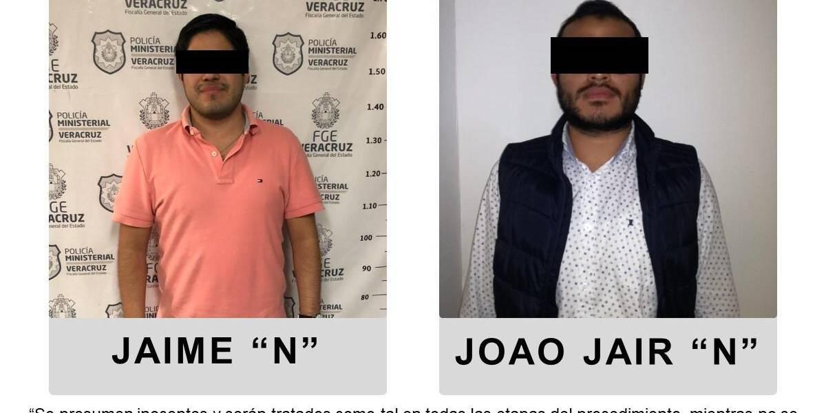 Detienen a Jaime 'N', hijo del secretario de seguridad pública de Yunes Linares
