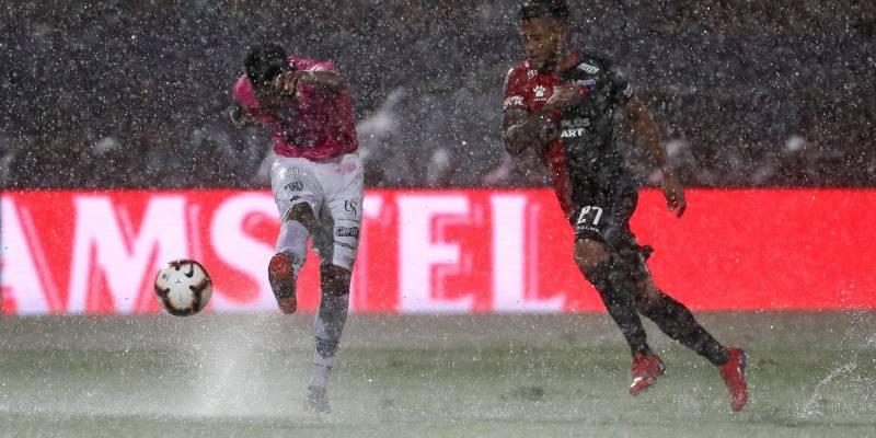 """Resultado de imagen de copa sudamericana colon vs independiente del valle"""""""