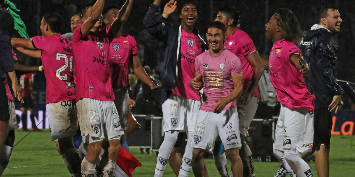 Independiente del Valle vs Colón de Santa Fe: El 'tumba gigantes' acaba de hacer historia en el fútbol ecuatoriano