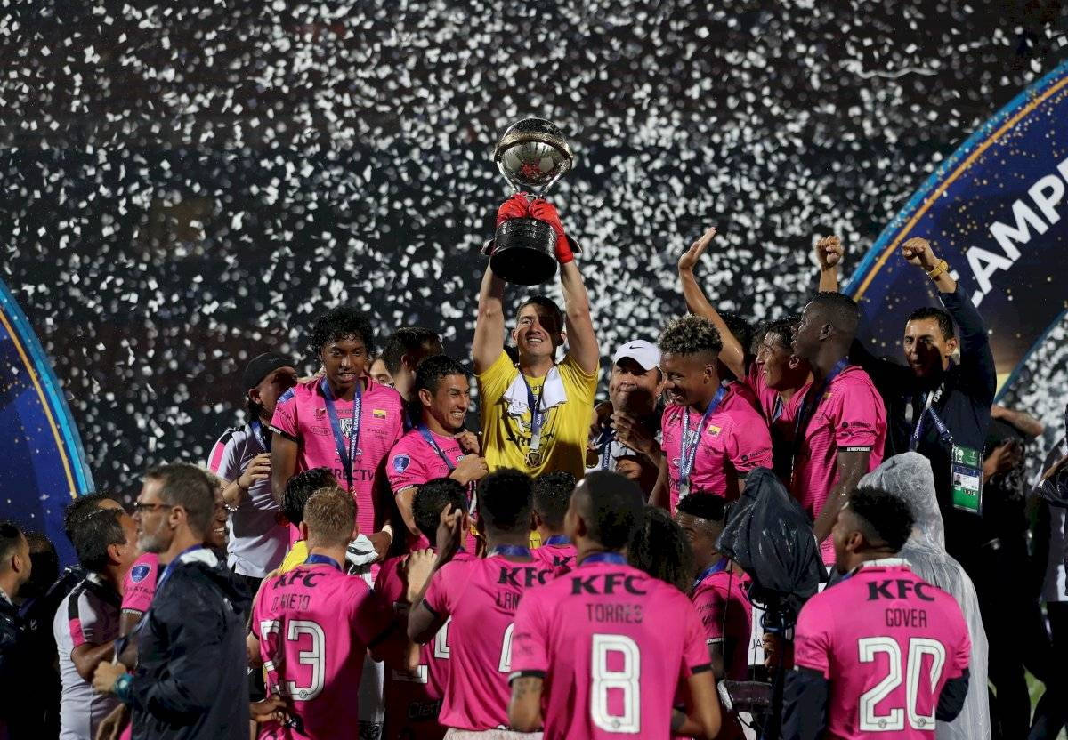Independiente del Valle, campeón EFE