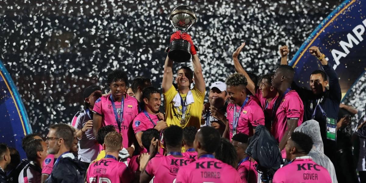 Ruta del campeón: Así será el recorrido para festejar a Independiente del Valle