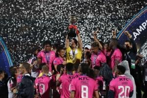 Independiente del Valle, campeón