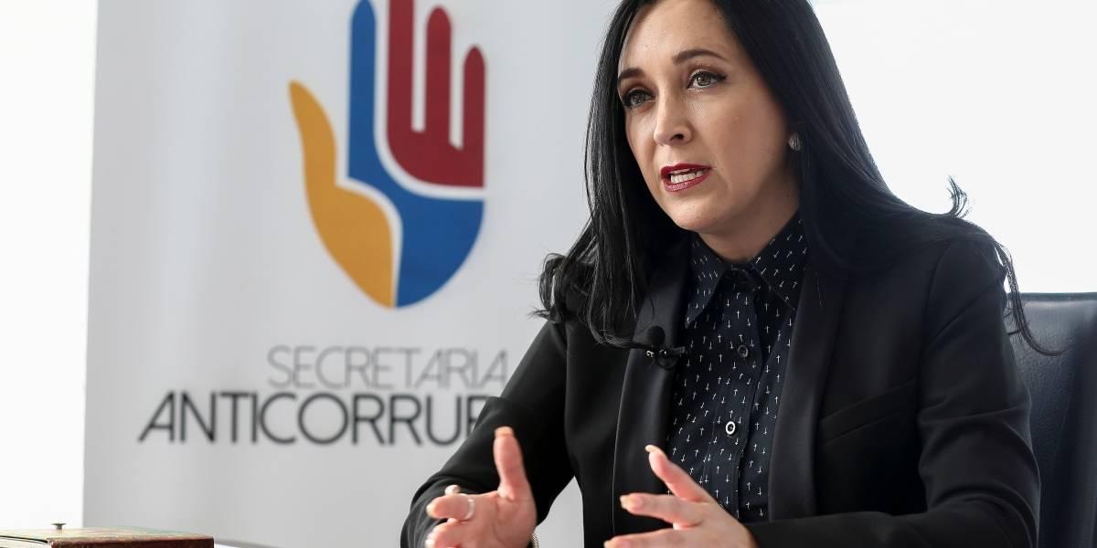 Dora Ordóñez: La corrupción en Ecuador está valorada entre 30 y 70 mil millones de dólares