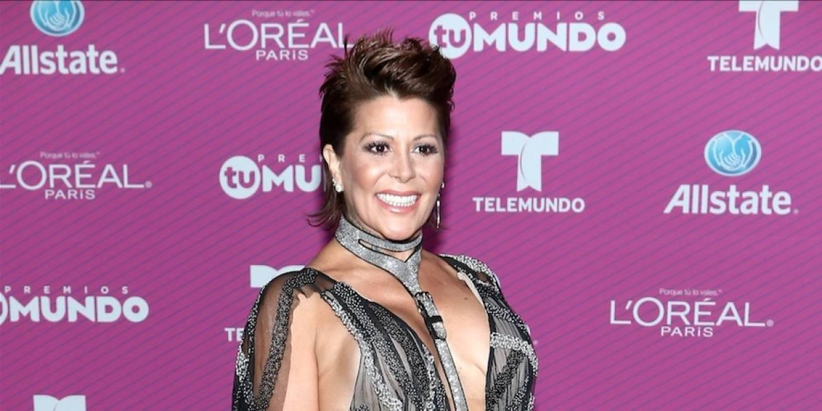 ¡Asombroso! Alejandra Guzmán cambia de look y queda irreconocible