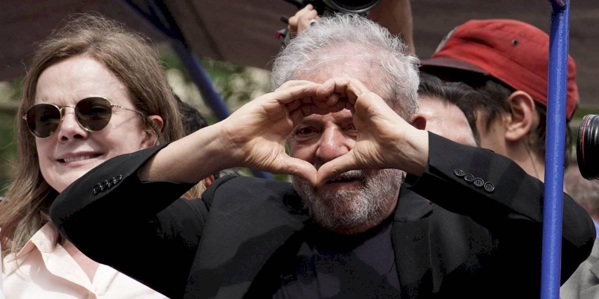 """Lula ahora cacarea feliz: """"Estoy libre como un pájaro y con la conciencia limpia, no como Bolsonaro y Moro"""""""