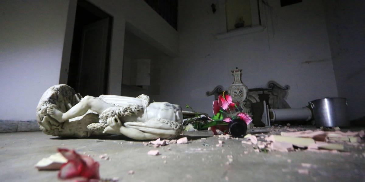 """Iglesia Católica: """"Nos duelen el maltrato a las personas, los constantes saqueos y la violencia, venga de donde venga"""""""