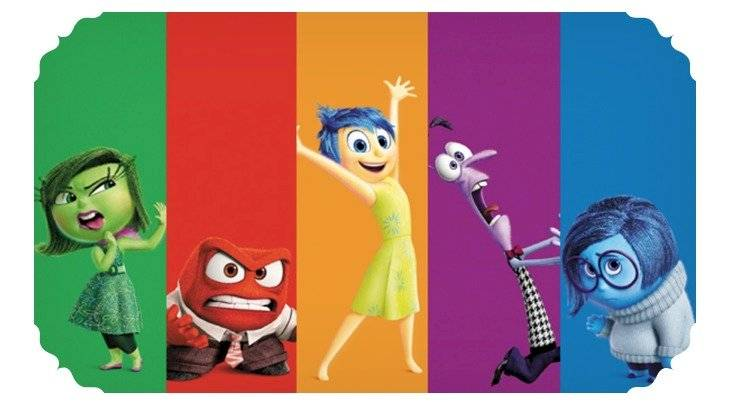 Inside Out - (Intensamente)