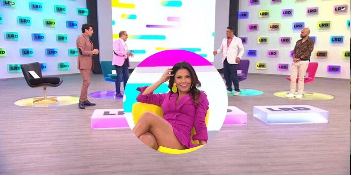 Televidentes lanzan fuertes críticas a nueva presentadora del 'La Red'