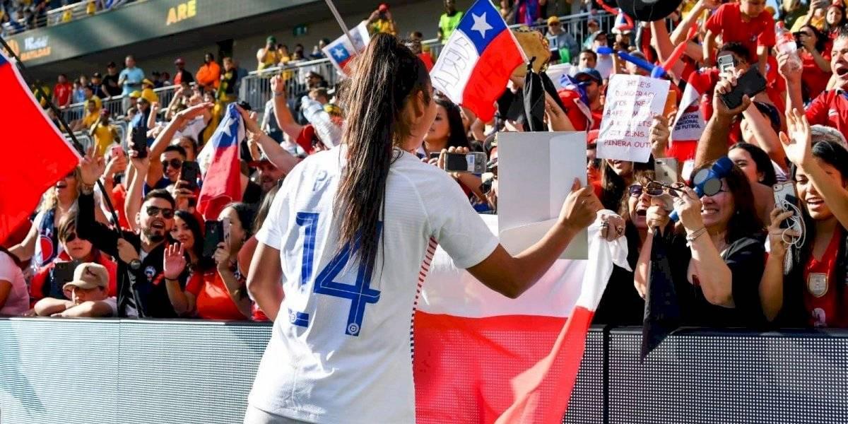 Potente protesta de la Roja femenina podría acarrearle sanciones por parte de la FIFA a Chile