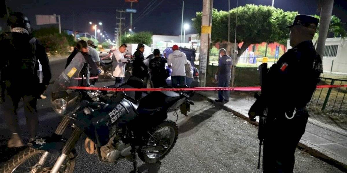 Localizan 10 bolsas con restos humanos en Guanajuato
