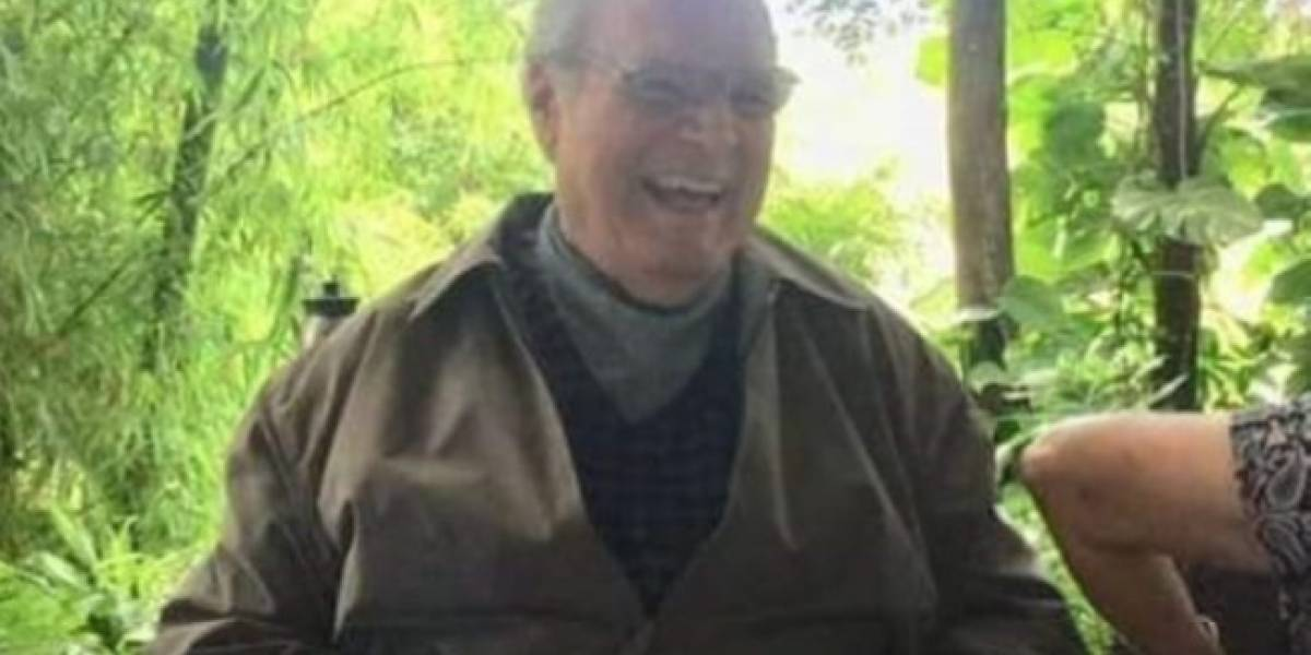 Fallece padre del licenciado Fermín Arraiza