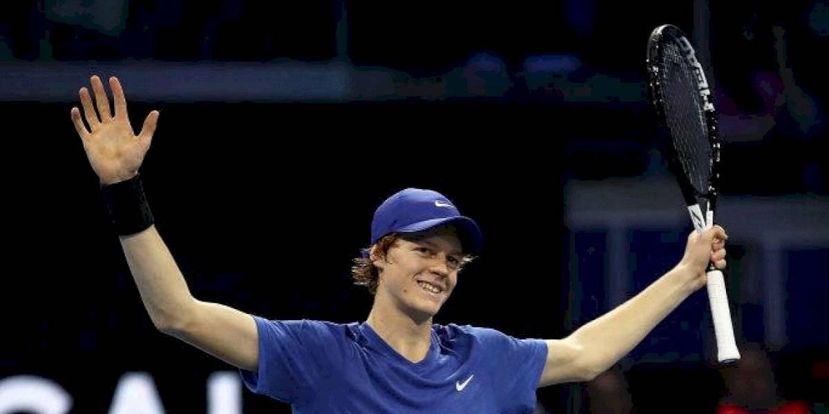 De invitado a campeón en casa: Jannik Sinner apabulló a Alex de Miñaur en la Next Gen ATP Finals