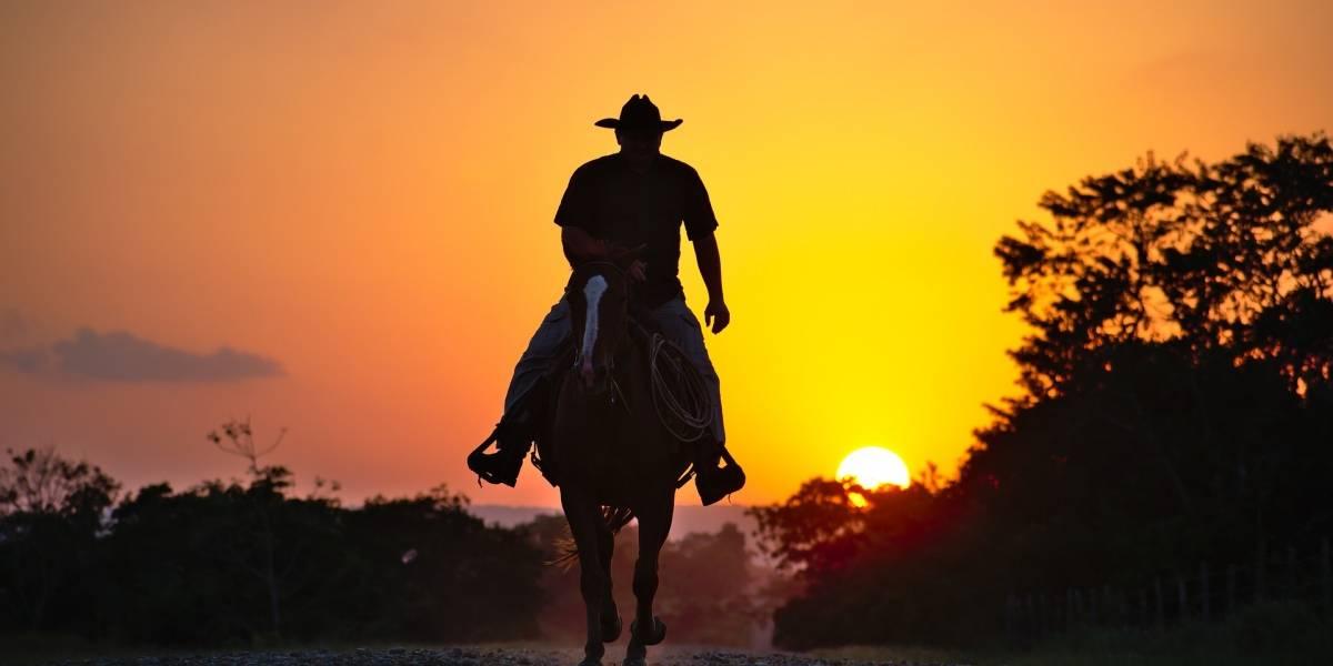 Muere a los 90 años Robert Norris, el vaquero de los Marlboro