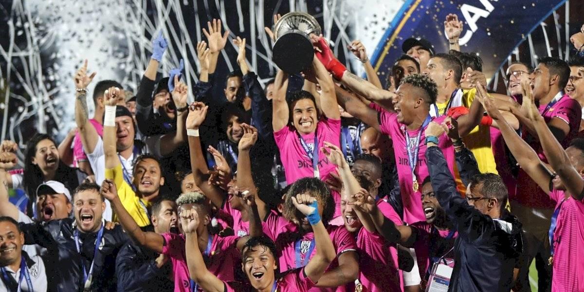 Independiente del Valle acaba con el sueño de Colón y es campeón de la Sudamericana