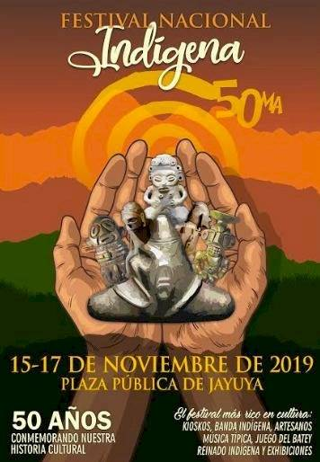 festival indigena jayuya