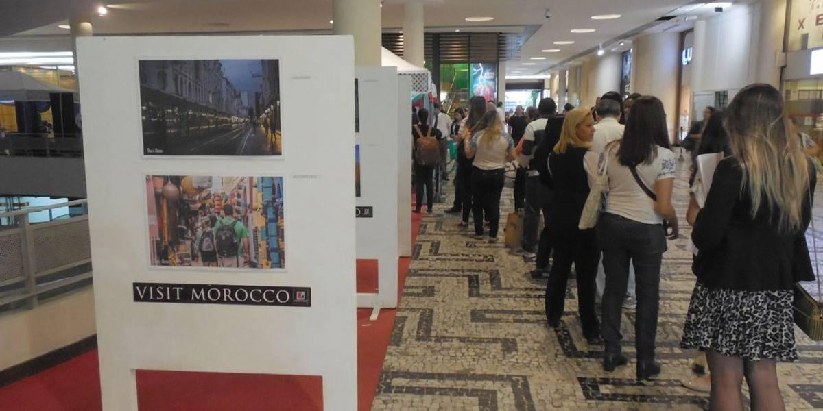 Exposição sobre cultura marroquina segue até terça-feira em SP