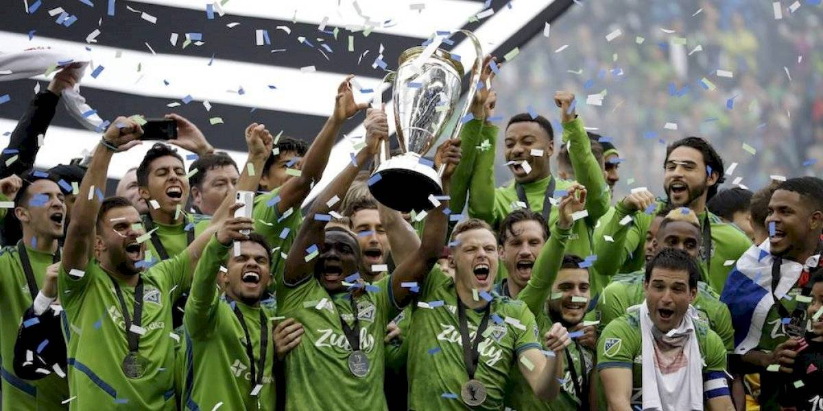 Sounders se corona por segunda ocasión en la MLS