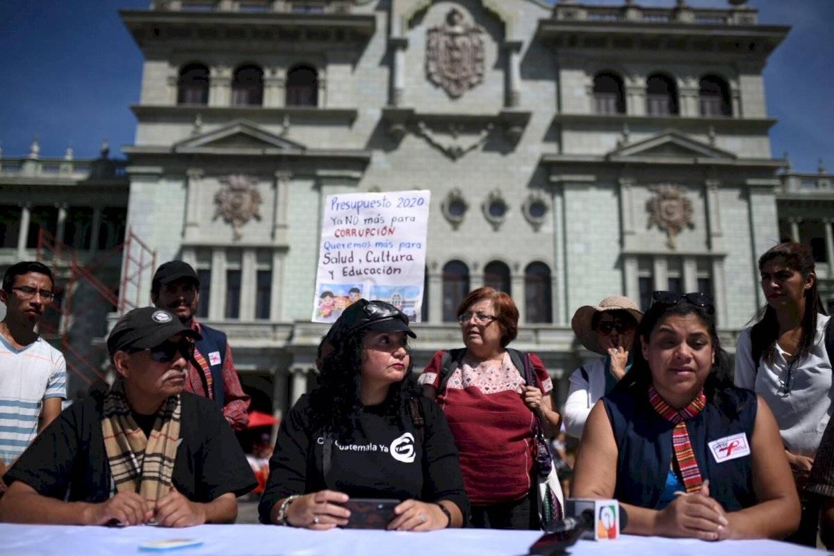 Los colectivos convocan a manifestar frente al Congreso.