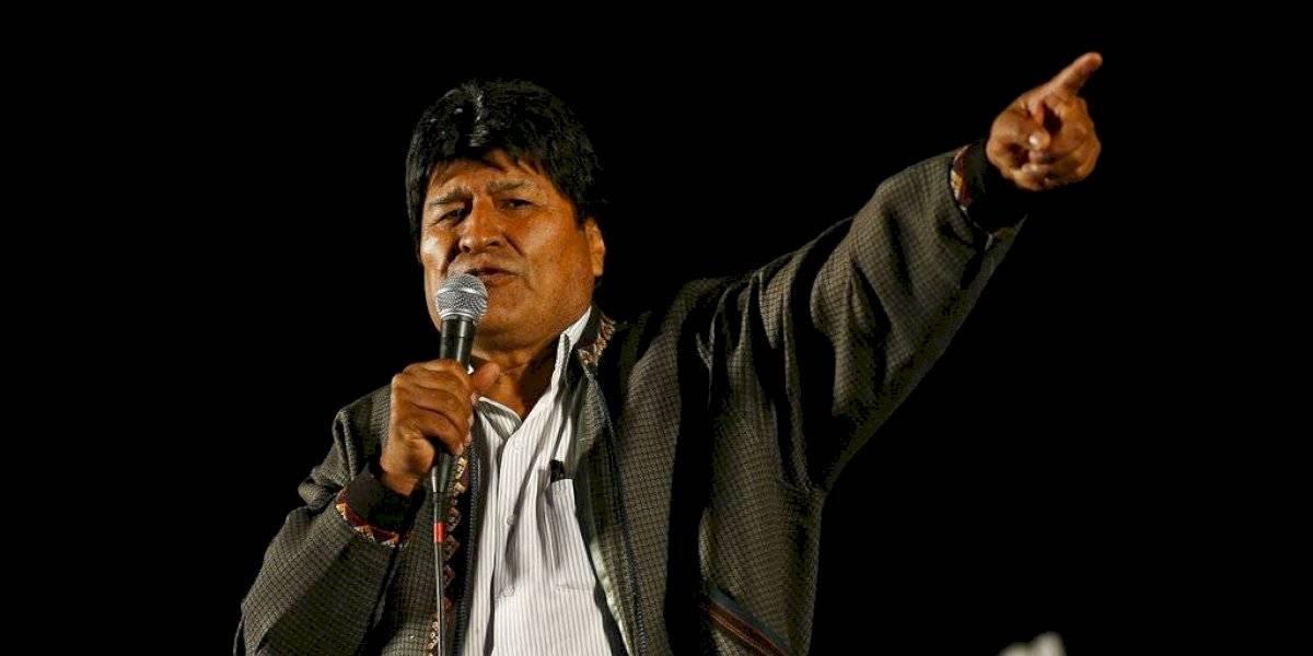 Emiten orden de aprehensión contra Evo Morales