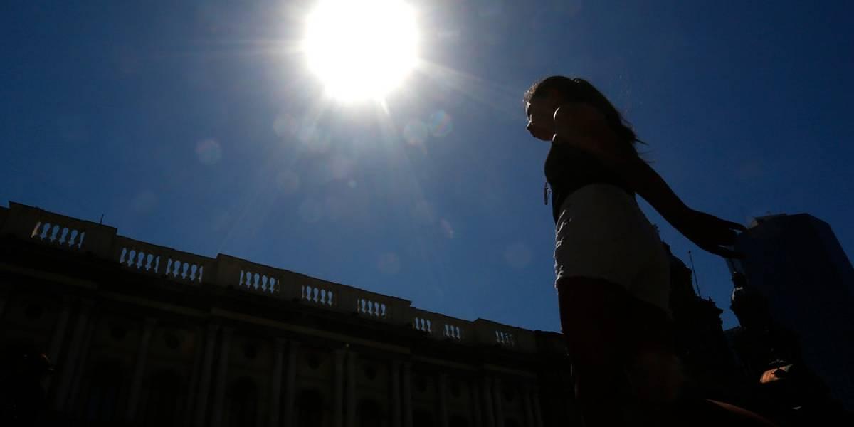 A cuidarse de los golpes de calor: zona central deberá soportar un domingo con máximas de hasta 34 grados