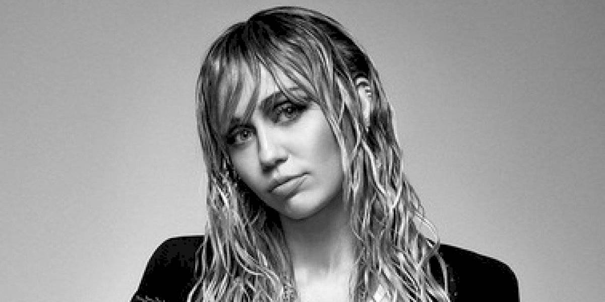 Miley Cyrus se queda temporalmente sin voz
