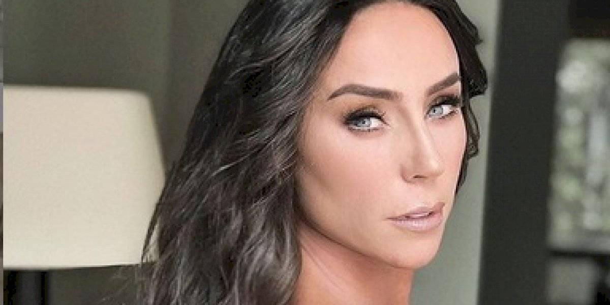 Inés Gómez Mont muestra avances de su recuperación