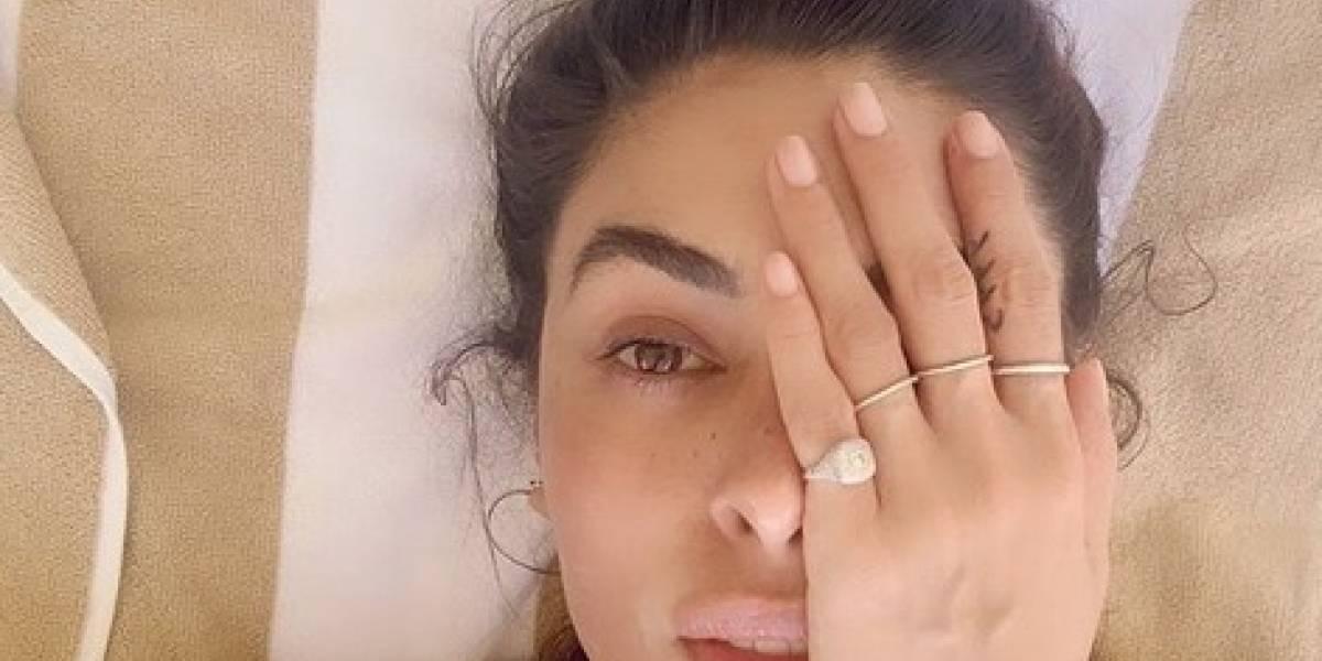 Galilea Montijo reaparece en redes sociales junto a su esposo