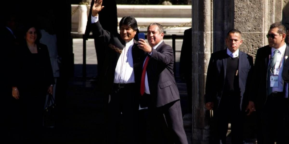 Gobierno de México analiza brindar asilo a Evo Morales