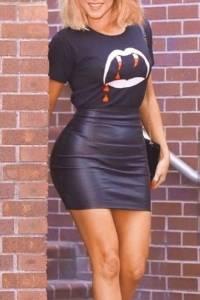 Minifalda de Shakira