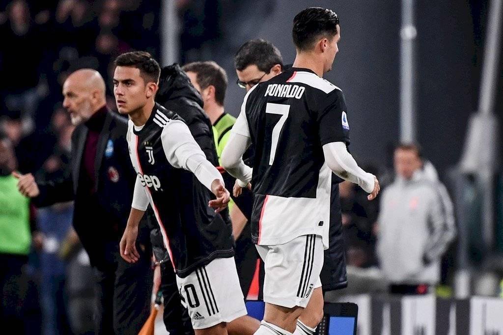 Cristiano Ronaldo sale cambio Juventus
