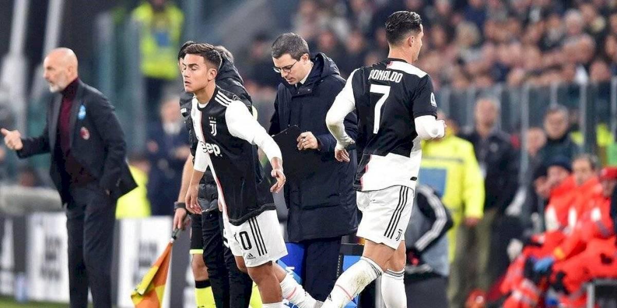 Cristiano Ronaldo vuelve a hacer berrinche tras ser sustituido