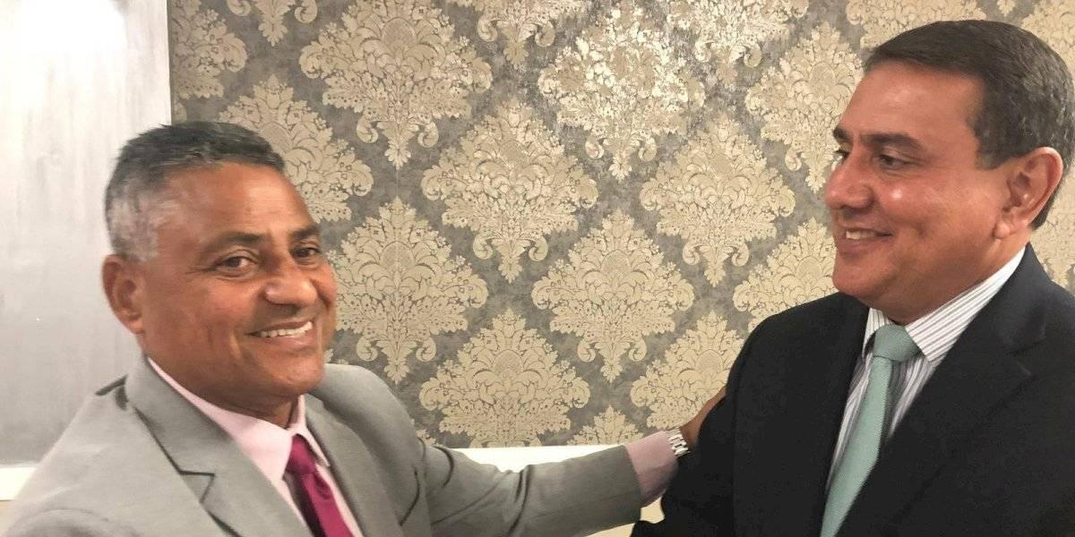 Alcaldes del PPD le dan la bienvenida a vencedor en Humacao