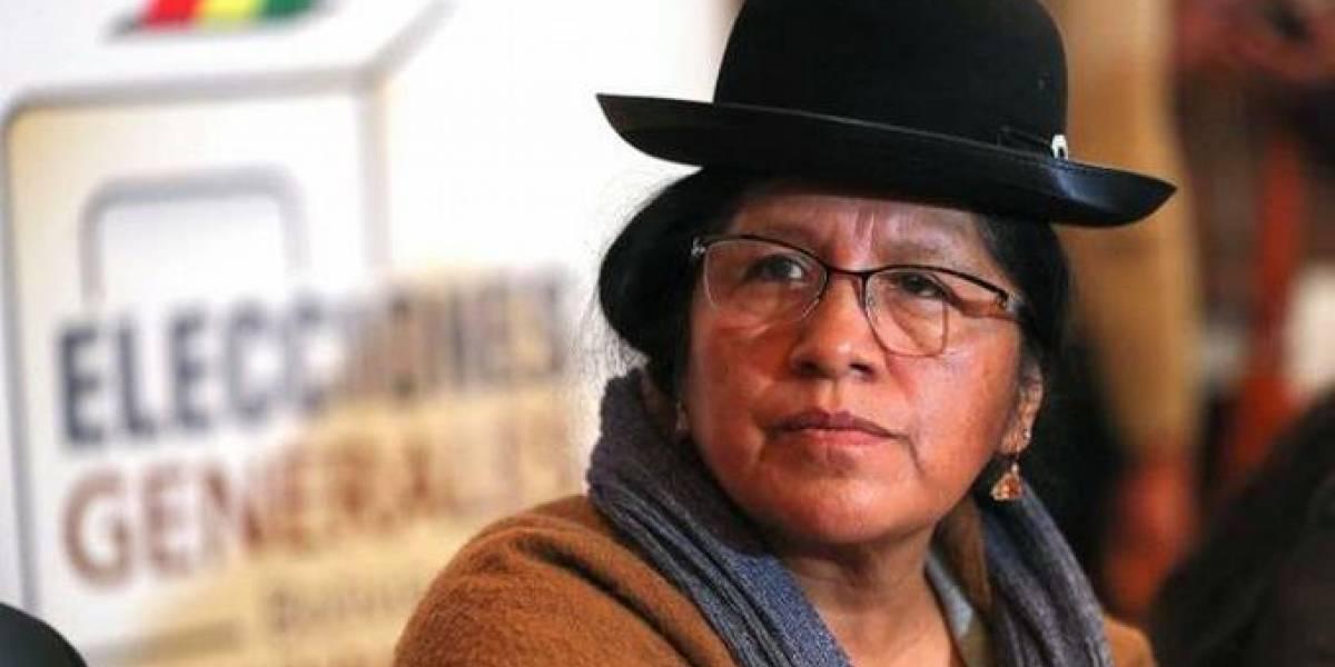 Renuncia la presidenta del Tribunal Supremo Electoral de Bolivia