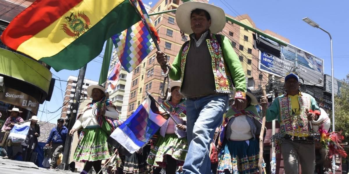 """EE. UU. pide enviar misión de OEA paraasegurar elecciones """"justas"""" en Bolivia"""