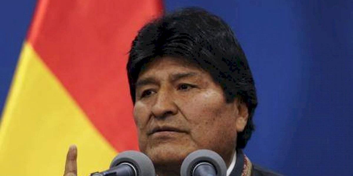 Evo llamó a nuevas elecciones para evitar un golpe de Estado